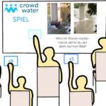 Das CrowdWater Spiel im Klassenzimmer