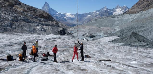 Schweizer Datenschatz: Die weltweit längsten Gletscher-Messreihen