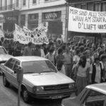 """""""Geografe, nüme schlafe!"""": Radikale Geographie in Zürich (1980–1990)"""