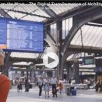 Digitalisierung - Der Schlüssel zur Mobilität der Zukunft